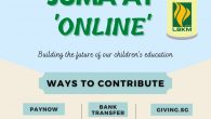 Despite not being able to have our annual Kutipan Juma'at to collect physical donations at mosques around Singapore due to the COVID-19 pandemic, we have shifted temporarily to virtual ways […]